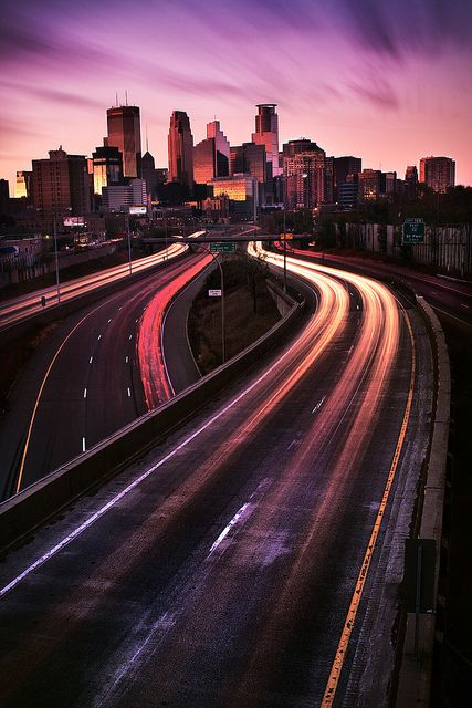 thus the day ends---  Not with a whimper, but a BANG! 35W is very much an urban stream. One must be mindful of the current, lest one be swept away. Minneapolis