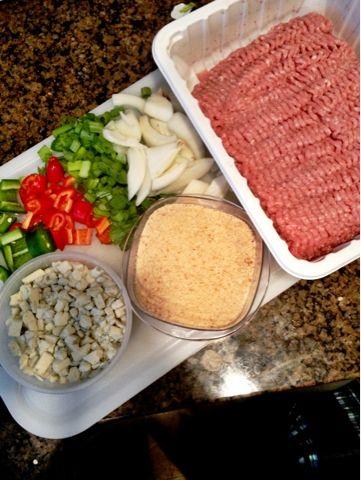 The Life of a Not So Ordinary Wife: Turkey Burger Recipe
