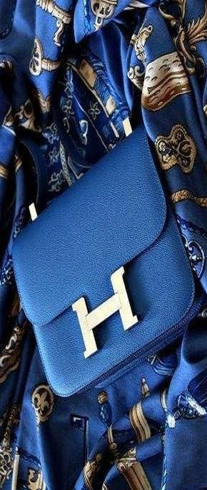 I ❤ COLOR AZUL INDIGO + COBALTO + AÑIL + NAVY ♡ Hermes Blue                                                                                                                                                                                 Más