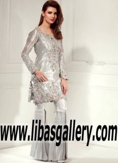see more tips on dressing for that wedding you have coming up!  find the dress that makes you feel beautiful. www.libasgallery.com .¸¸.•*¨*• Party Dresses♡•*¨*•.¸¸. #UK #USA #Canada #Australia #France #Germany #SaudiArabia #Bahrain #Kuwait #Norway #Sweden #NewZealand #Austria #Switzerland #Germany #Denmark #France #Ireland #Mauritius #Netherland  #BCW #PLBW2017 #Partywear #OccasionDresses #pfdc #eveningdress  #shalwarkameez #worldwideshipping #Partydress #sale  #classic #latest  #new