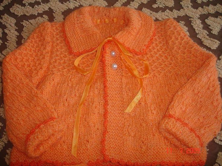 *Trico com Ceci*: Casaquinho de Bebê: Tricô Para Bebê, Baby Cardigan, Knitting Patterns, Tric, Baby Baby, Babies Knitting