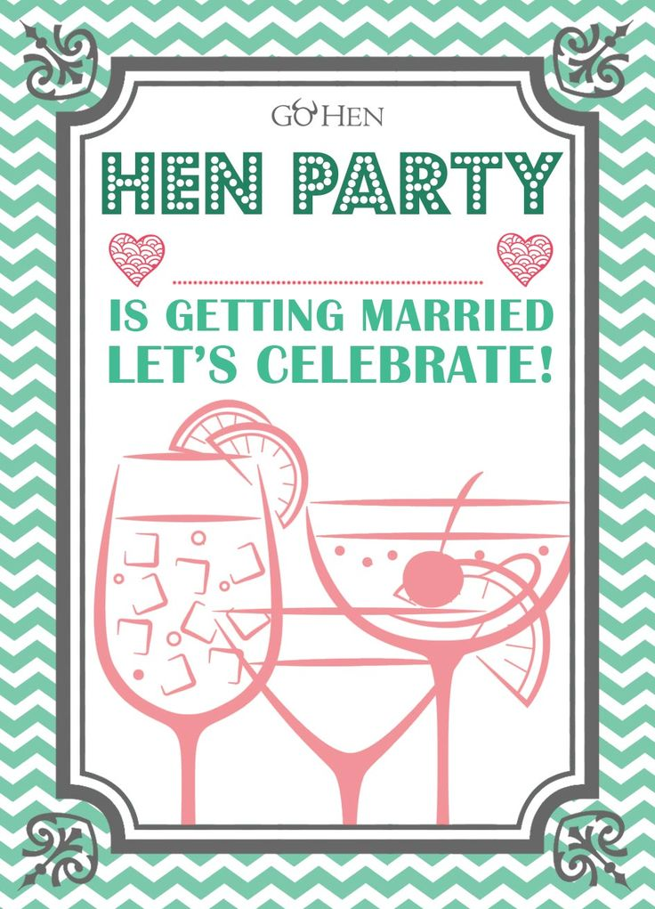 60 best { hen party invitations } images on Pinterest | Bachelorette ...
