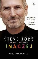 Steve Jobs człowiek, który myślał inaczej - Karen Blumenthal  #book #bookslove #ksiazki