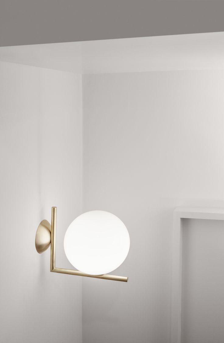 28 best flos ic light images on pinterest light fixtures for Flos bathroom light
