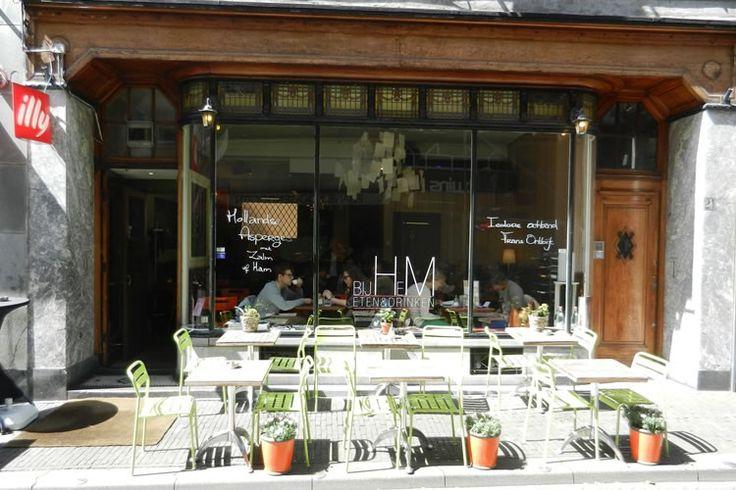 Cafe Restaurant Bij Hem