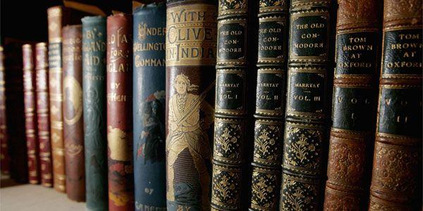 20 livros clássicos que você pode baixar na internet  –   Cultura