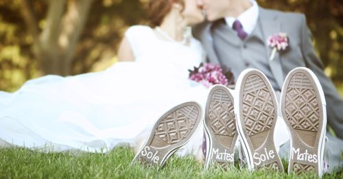 Sole Mates, so presh!