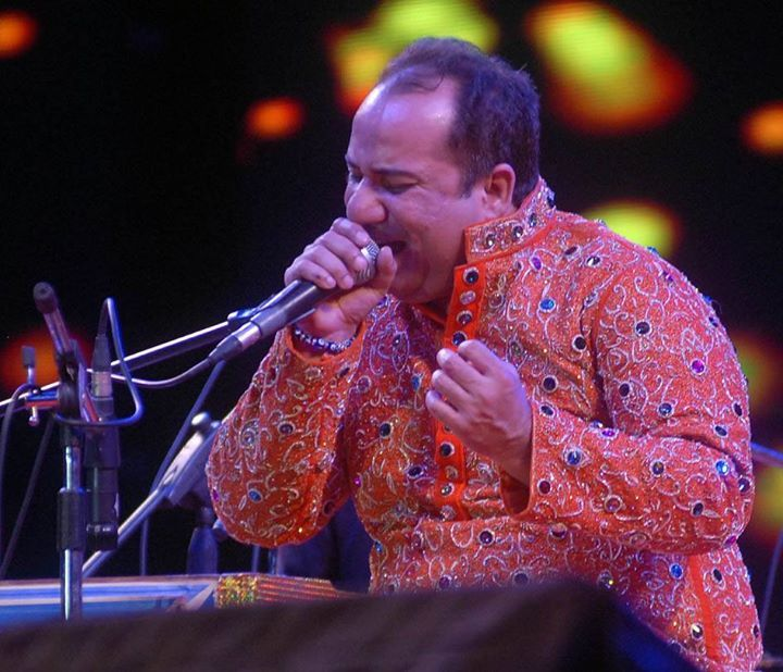 Pakistani singer Rahat Fateh Ali Khan performing live concert first time in Ahmedabad