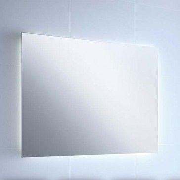 espejo bao con luz led blanco
