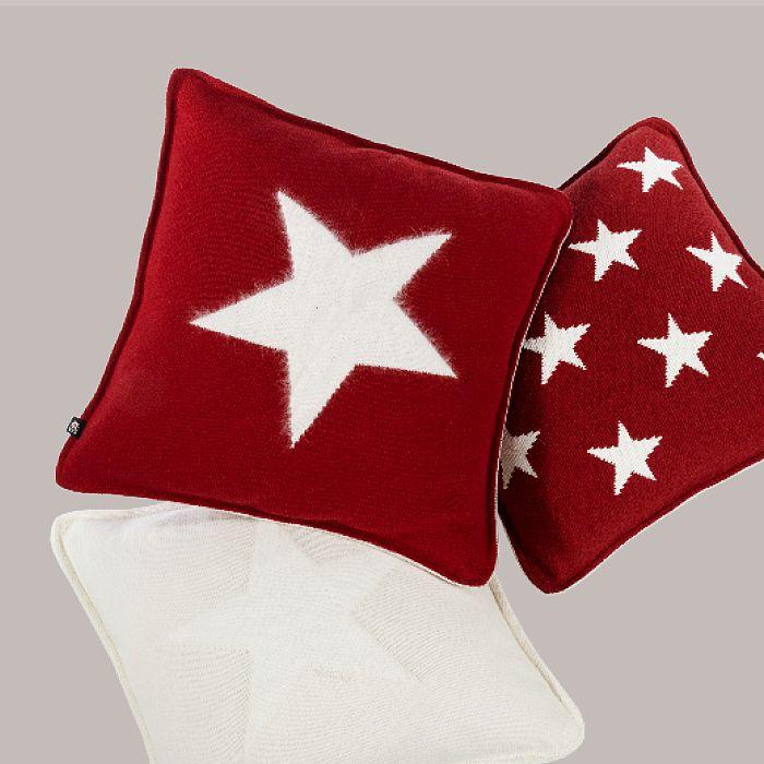 Big Star -tyynynpäälliset, useita värejä, 68–99 €, Gant Store, 2. krs.