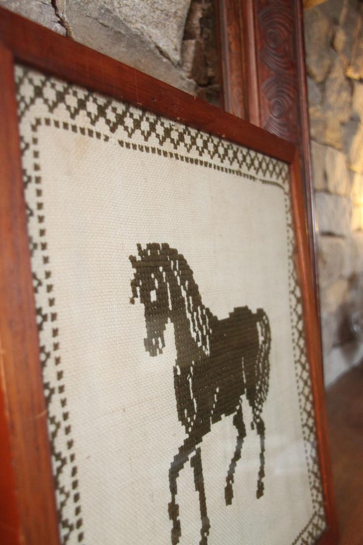 www.elkandmaple.com  vintage cross stitch