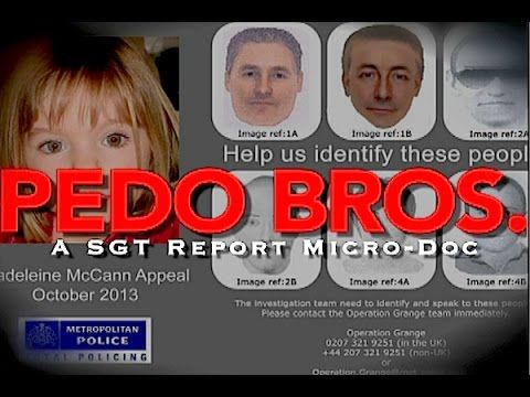 The Podesta Brothers Revealed to be in Portugal the Day of Madeleine McCann's Disappearance