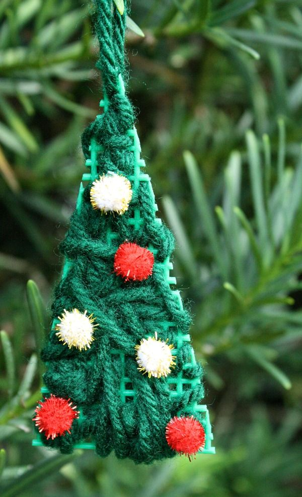 Homemade Christmas Decorations For Preschoolers : Best handmade ornaments for kids images on