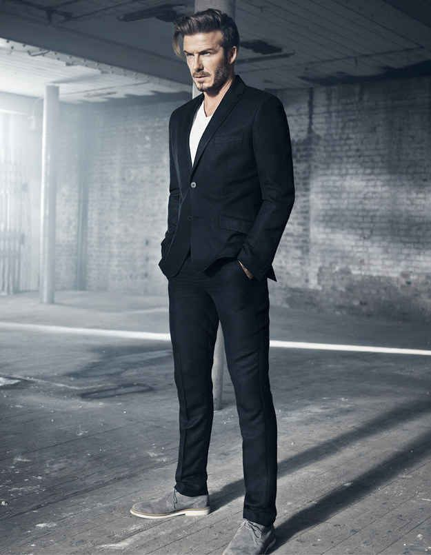 David Beckham's New H&M Ads Should Be Illegal They're So Beautiful