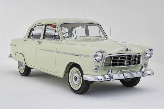 ◆ Visit MACHINE Shop Café... ◆ ~ Aussie Custom Cars and Bikes ~ (The Classic FE Holden Sedan)