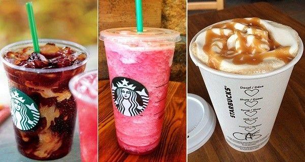 7 Deliciosas y económicas bebidas de Starbucks que cuidarán tu bolsillo