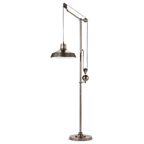 397 best my style industrial farmhouse rustic modern for Target rustic floor lamp