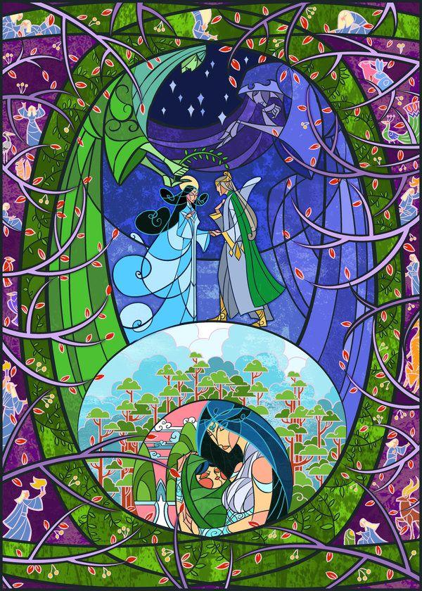 meilian's forest by breathing2004 on deviantART