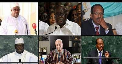 Three fresh African presidents will show up at the United Nations General Assembly (UNGA) whichtakes place at the bodys headquarters in New York the United States.  Current leaders of Ghana The Gambia and Somalia will be making their first appearance after winning polls late last year and early this year.  Ghanas Nana Addo Dankwa Akufo-Addo  Ghanas Nana Addo Dankwa Akufo-Addo  a one time Foreign Minister may not be an entire stranger to the UNGA but the 72nd Assembly will be his first as…