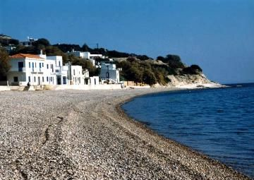Agia Fotia, Chios island, Greece.  - Selected by www.oiamansion.com