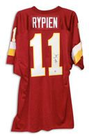 Mark Rypien Washington Redskins Autographed Maroon Throwback Jersey