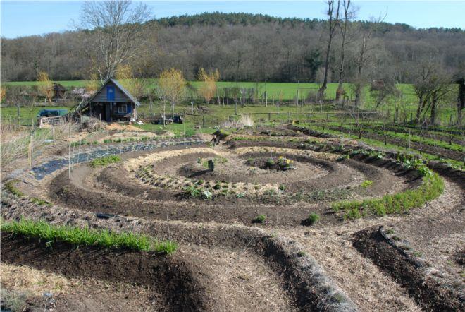 17 meilleures images propos de jardins sur pinterest for Jardin mandala