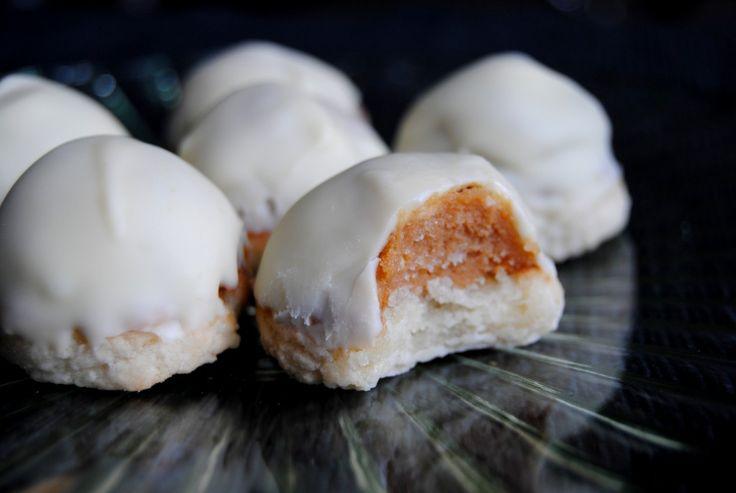 First sight love happened when Sweden´s biskvier met Argentina´s best dulce de leche!