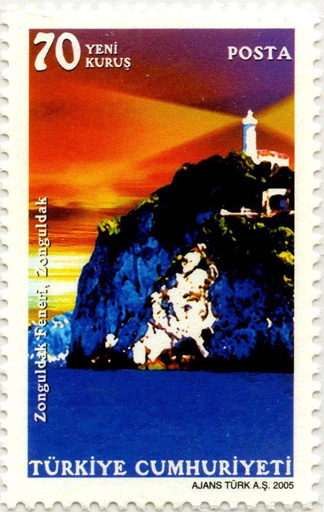 Faros: Faro Zonguldak: Turquía. 2005