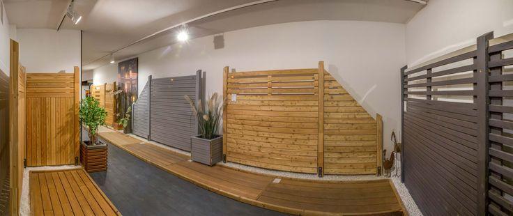 Ihr Spezialist für Sichtschutz , Kunststoffzäune , Vorgartenzäune & Tore
