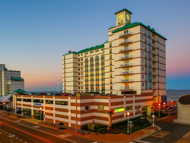 Boardwalk Resort Hotel Villas Is Located At The Heart Of Virginia Beach S 3 Miles Boa Virginia Beach Boardwalk Virginia Beach Vacation Virginia Beach Resorts
