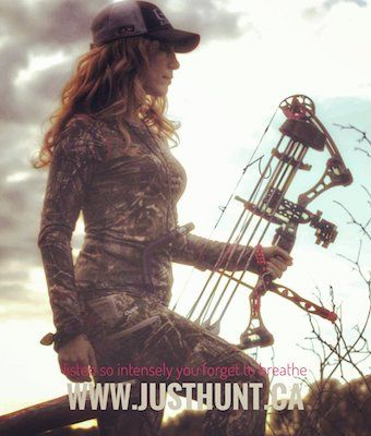 Canadian hunter Amanda Lynn Mayhew is offering several opportunities for women to learn hunting, shooting and fishing skills.
