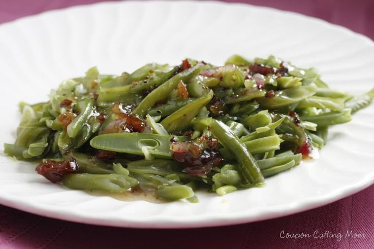 Best Bacon Bean Recipe - Perfect Side Dish For Any Meal by Coupon Cutting Mom