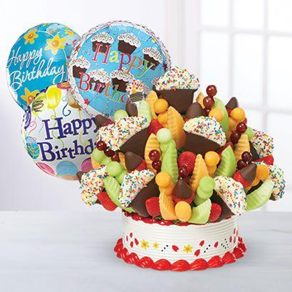 Edible Arrangements - The Perfect Birthday Gift