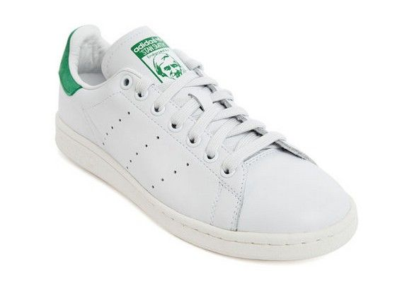 Stan Smith Adidas blanche et verte