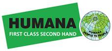 Humana Second Hand gebrauchte Kleidung GmbH | First Class Second Hand: Several stores, biggest one in Frankfurter Tor 3, Friedrichshain, +49 30 422 2018 Open Mon-Sat 10am-8pm #vintage #secondhand #fashion