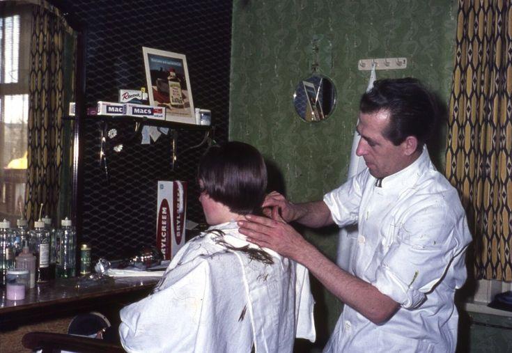 Barbermester Jørgensen
