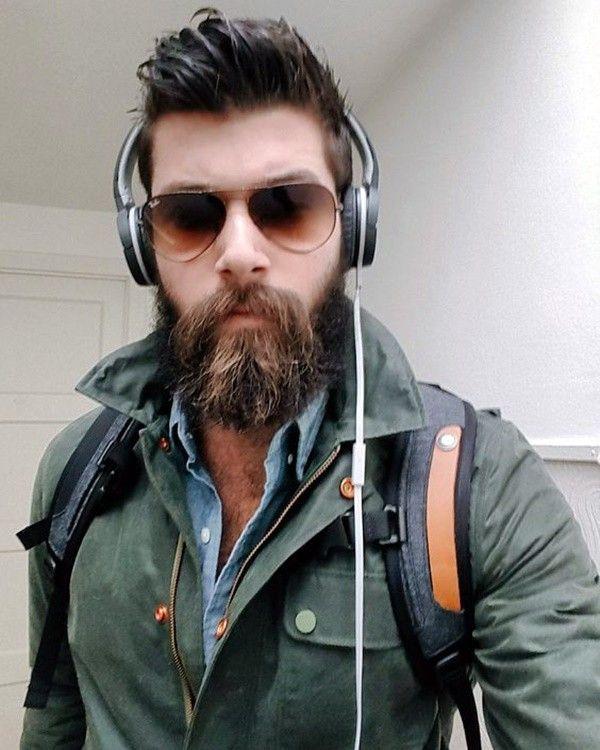 25 best ideas about beard tattoo on pinterest bearded tattooed men bearded men hair and hot. Black Bedroom Furniture Sets. Home Design Ideas