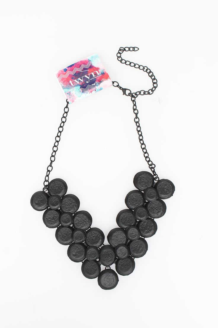Saturn Charcoal | Rp 63.000