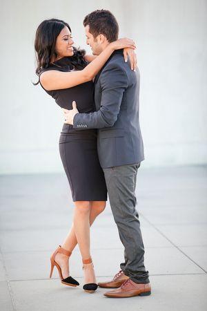 Elegant fashion Ideas for the fiancé. Billye Donya Photography for Bisou Bride - Los Angeles