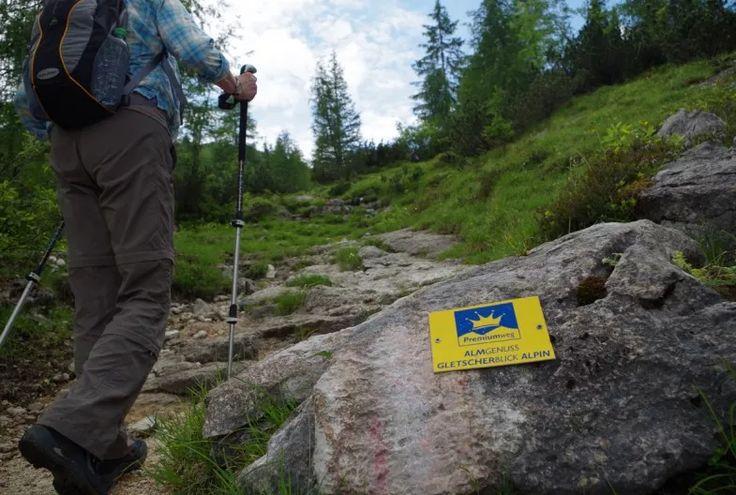 "Premiumwanderweg ""Gletscherblick"" in Reit im Winkl im Chiemgau"