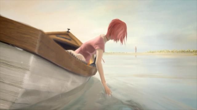 Twinings Tea 'Sea' commercial 2011: by UK advertising agency AMV BBDO and created by LA animation and design studio Psyop