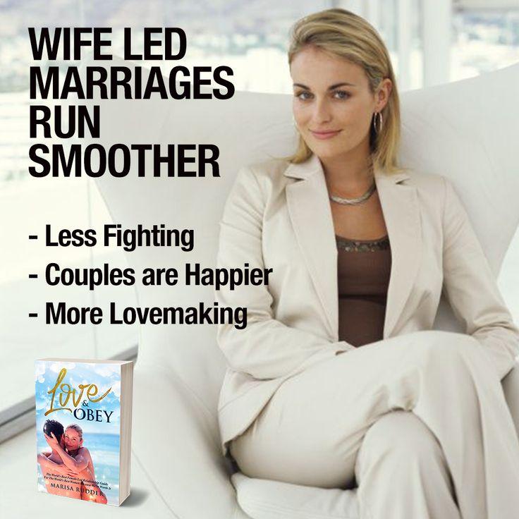 female led marriage - Google Search | Female led marriage