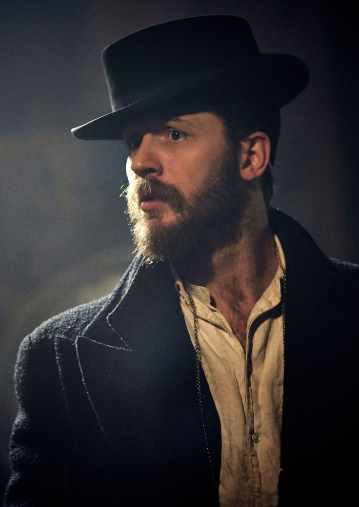 Good old Alfie... Such an evil but funny badass! Again shows the depth & range of talent Hardy has... Simply brilliant!