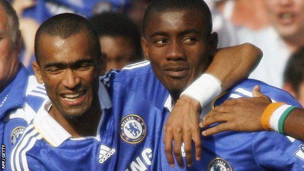 Chelsea set to release Salomon Kalou and Jose Bosingwa
