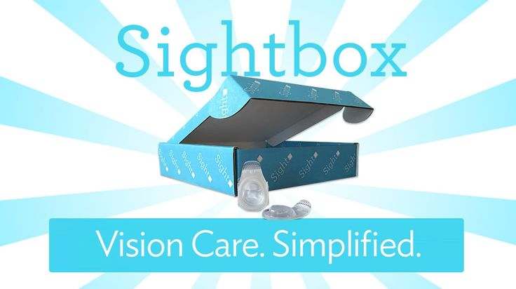Sightbox Is vision care for contact lens wearers with no insurance. For a monthly fee, they pay for your eye exam & fitting, and supply you with lenses for 12 months.... Read more