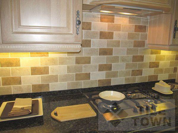 Tile Designs For Kitchens Amusing Inspiration