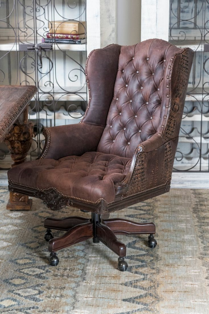 Croc Executive Chair In 2020 Home Decor Home Office Design