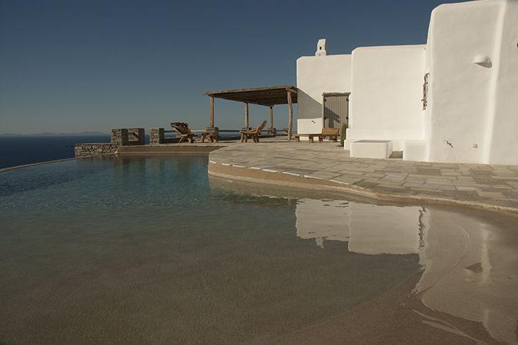 Aggeria Paros-Minimal Traditional Architect Design