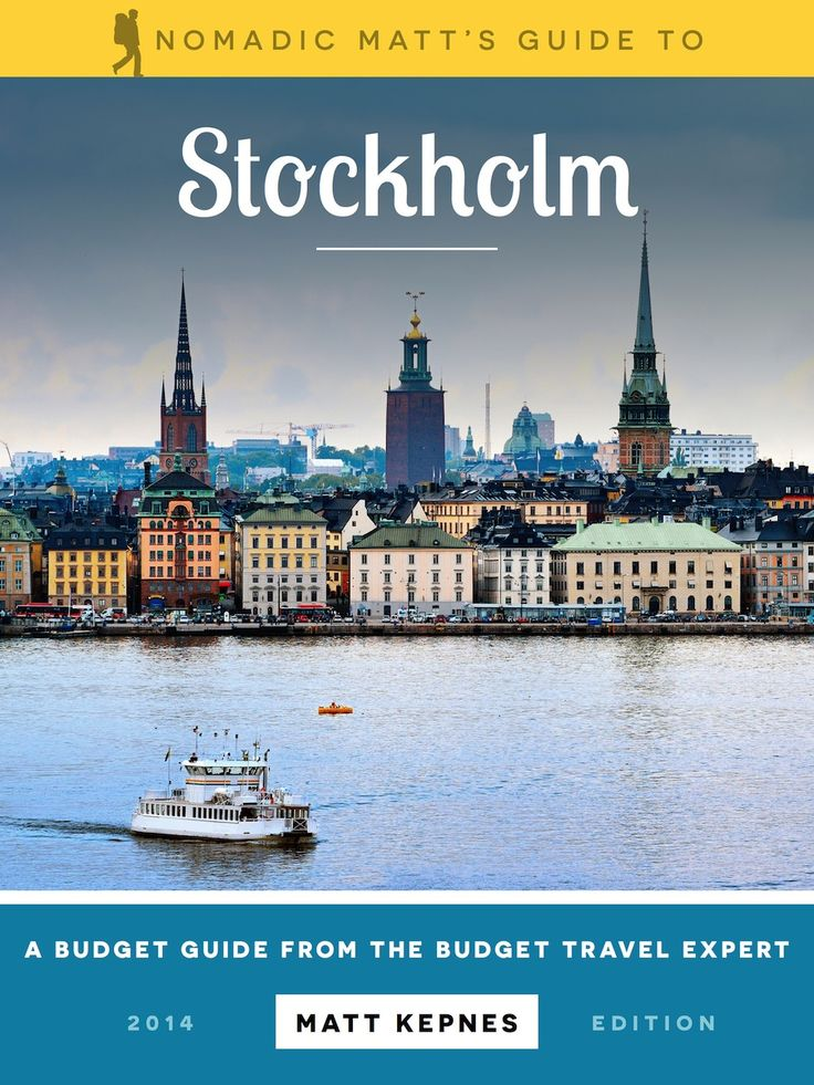 Backpacking and budget travel tips for Stockholm, Sweden with things to do, cost information, and tips that will help you save money while visiting.