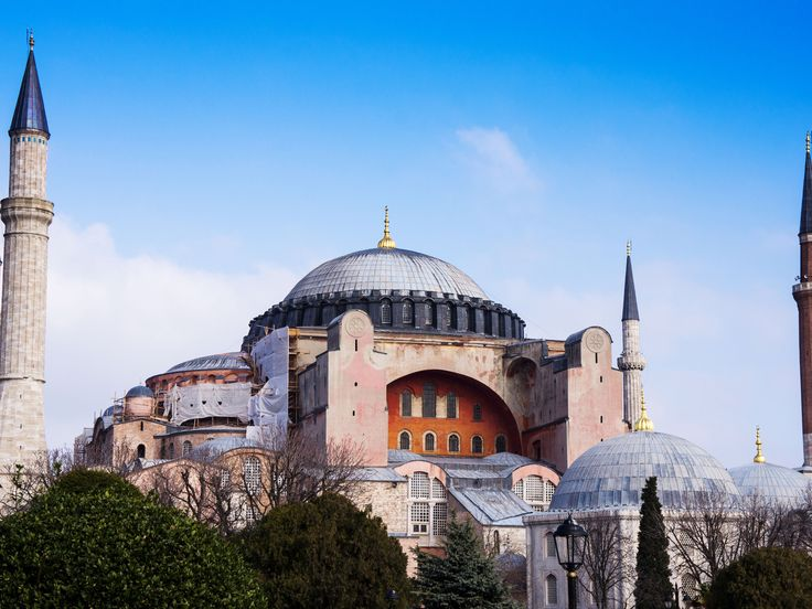 10 Tourist Attractions That Are Worth the Wait - Condé Nast Traveler Hagia Sophia